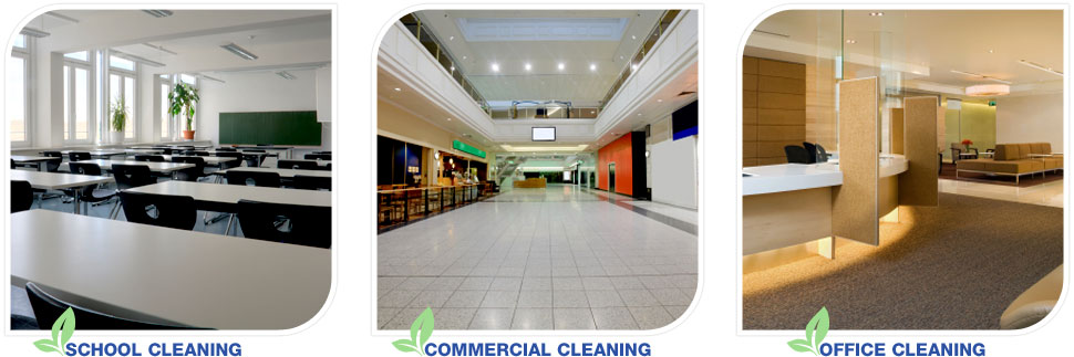 Margaria Cleaning Home Banner Commercial Cleaning